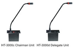 Conference Microphone Unit