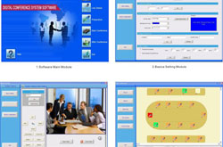 Conference System Management Software